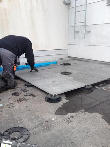 Klinker utomhus - flytande golv - Tips och råd - Konradssons Kakel